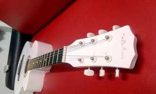 Guitar Acoustic with cutaway