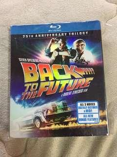 Back to the Future Trilogy (25th Anniversary)