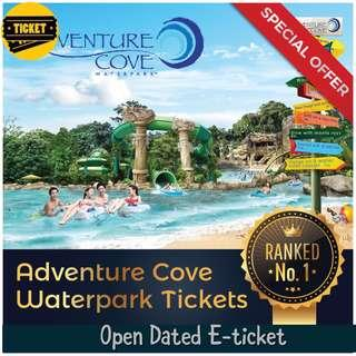 Adventure Cove Waterpark 🇸🇬