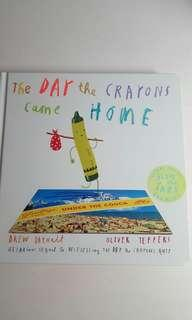 The day the crayons came home hardback book
