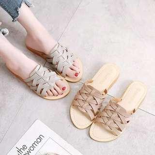 Korean sandals Rs: 410  Size 35 to 39.     *l.k