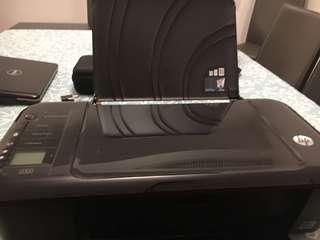 Hp Deskjet 3000 Wireless Printer