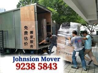 FREE QUOTATION !!! Direct WHATSAPP 92385843 JohnsionMOVER
