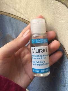 Murad Blemish control gel