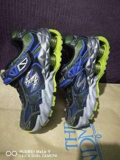 For kids shoes  skechers