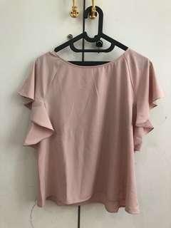 Atmosphere Pink Top