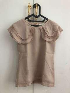 Muaya Clothing Pink Top