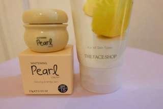 The Face shop Cleanser lemon