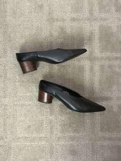 Nine West midi heels