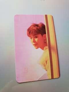 BTS Jimin Ver E + Album