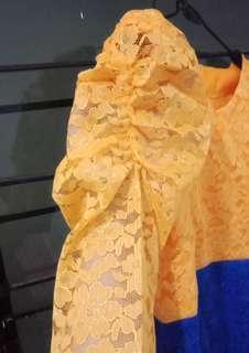 Dress Kebaya Brukat