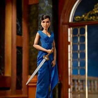 1/6 scale wonder woman blue dress