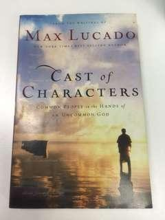 Max Lucado Book - Cast of Characters