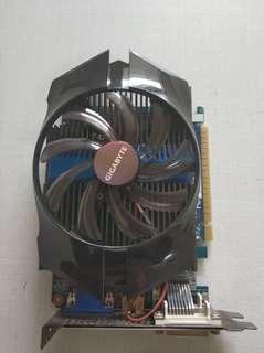 Gigabyte Gtx 650 OC Edition 2gb Ddr5 Tiptop