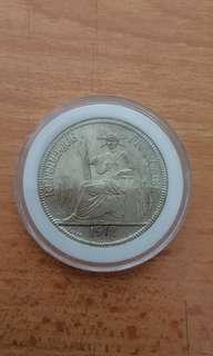 Indochina coin