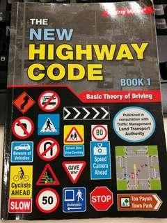 BTT driving book 1 FREE