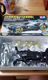 Tamiya shadower shark steel metallic