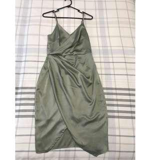 Silk Dress Size 8