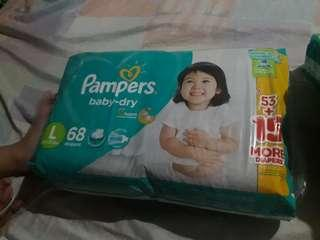 Pampers Large