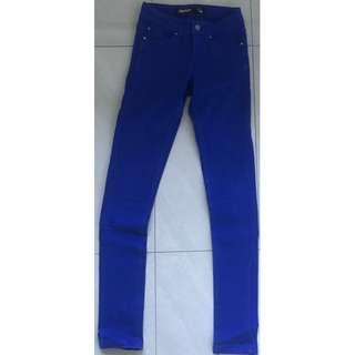 Jay Jays : Woman Blue Skinny Denim Jeans Size 4 - Excellent Condition