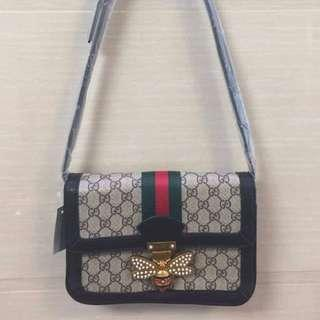 Sale!! Brandnew Authentic Quality Gucci Sling Bag