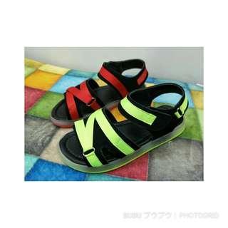🚚 NG | 內長19.0電燈兒童涼鞋