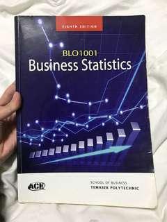 BLO1001 Statistics