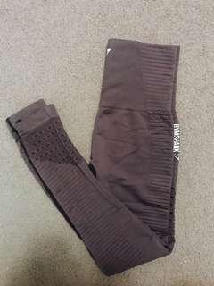 Gymshark Seamless Energy Leggings, Purple, Size XS