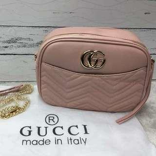 Sale! Brandnew Authentic Quality Gucci Sling Bag (chain handle)
