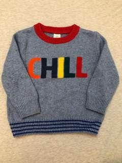 Gap baby針織毛衣