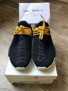 🚚 PW Human Race NMD V1 Black US8.5