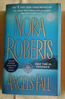 2 Books by Nora Roberts