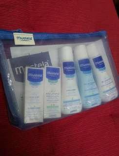 Mustela 旅行套裝Travel sample kit