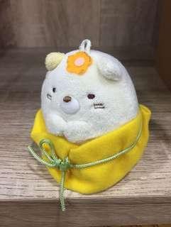Sumikko Gurashi cat plush soft toy