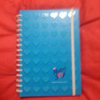 #OCT10 Notebook Planner hardcover