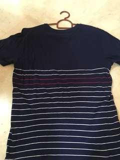*CLEARING* UNIQLO STRIPED TEE