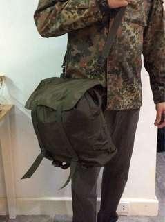Vintage Austrian Army shoulder bag