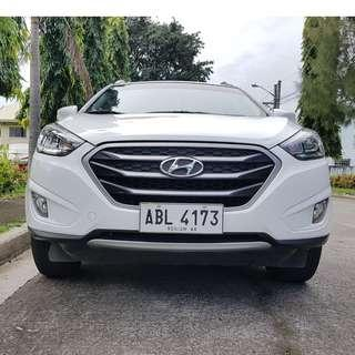 Hyundai Tucson 2015 Automatic Casa Maintained