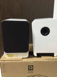 Speaker Q Acoustic 2010i upgraded by Musiclink