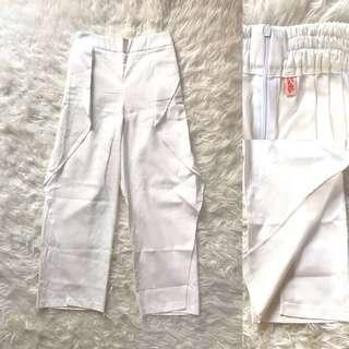NEW CALLIE&POSH white trousers