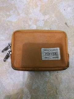 Porter coin pouch
