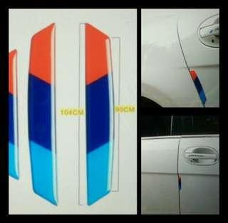 BMW M-color Door Guard