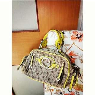 Tas Guess preloved not lv gucci fossil gosh