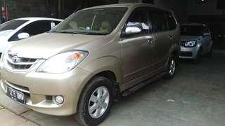 Toyota avanza g manual 2008