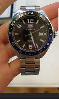 Tag heuer F1 gmt master