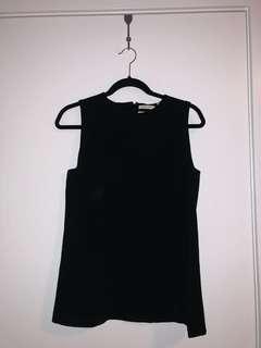 Babaton sleeveless shirt