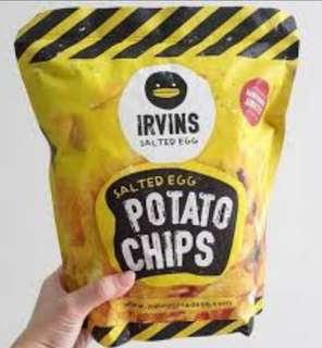 Irvins Salted Egg Chips