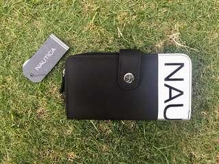 Nautica Wallet (With RFID protection)