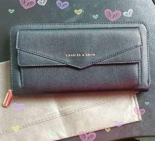 CHARLES&KEITH Long Wallet