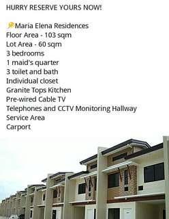 READY FOR OCCUPANCY TOWNHOMES IN CASUNTINGAN,MANDAUE CITY-CEBU